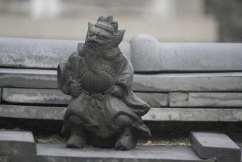 京都の鐘馗さん