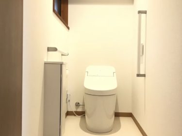【亀岡市】物置だった場所にトイレができるなんて⁉楽にトイレに行きたい!を叶えたリフォーム